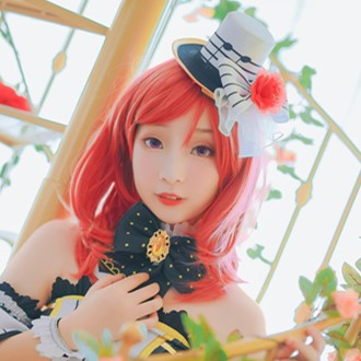 《lovelive!》 西木野真姬 cosplay
