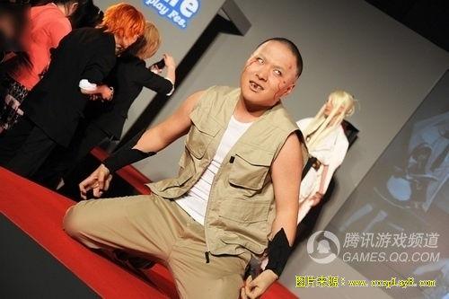 日本最大COSPLAY展精美图片