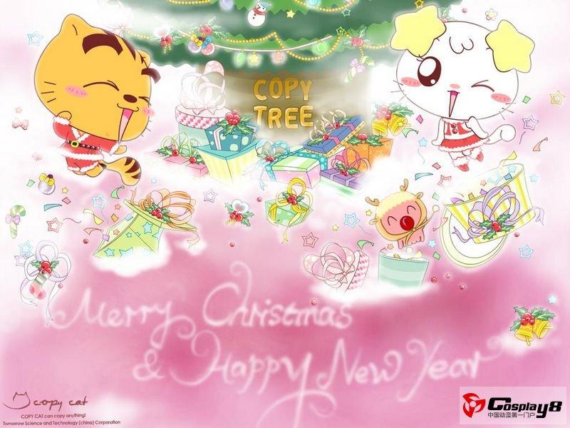 """""""快乐星猫""""圣诞派对报名启动"""