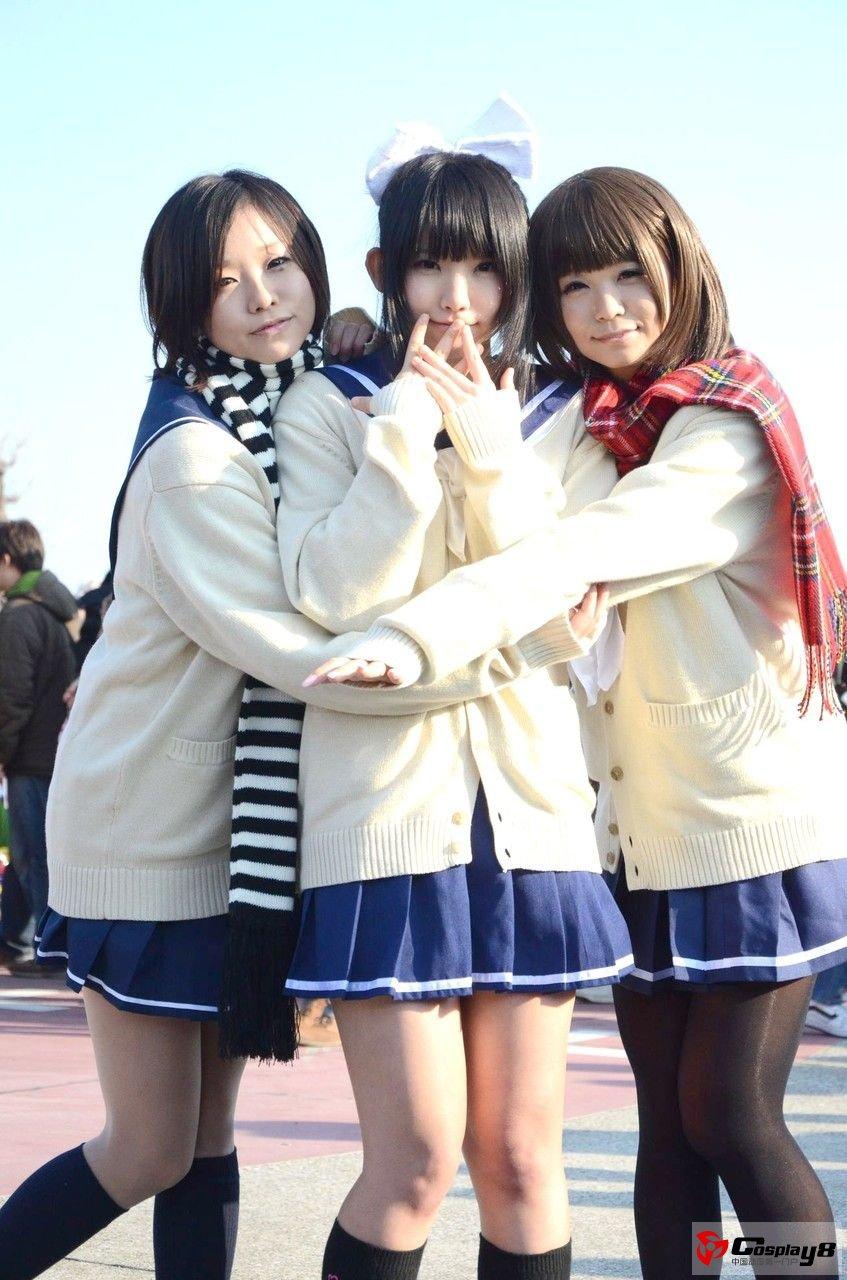 C81现场COSPLAY精选 东京的冬天不算特别冷