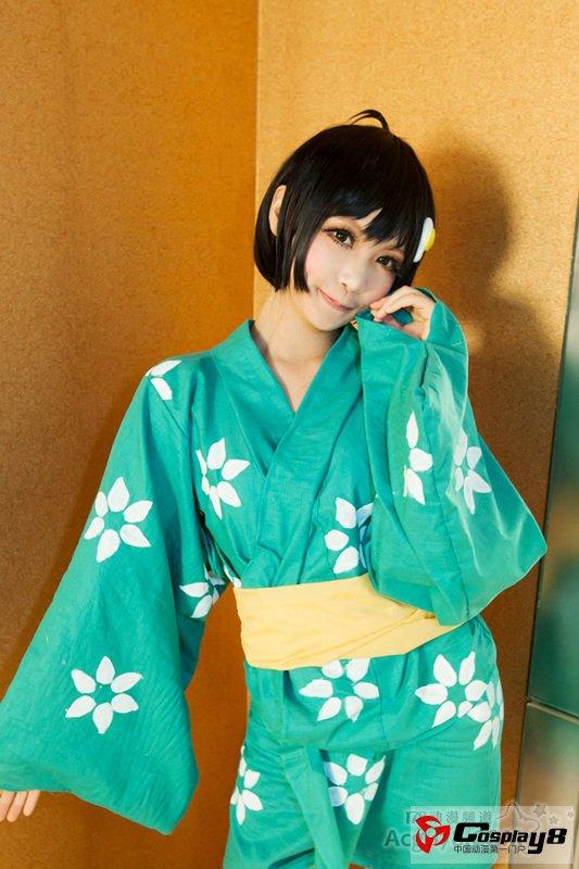 l.旭子伪物语cosplay(6)