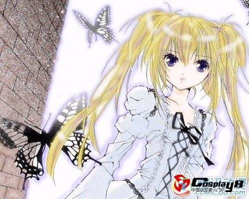 星那歌呗   代表作:《black diamond》   来自:《守护甜心高清图片