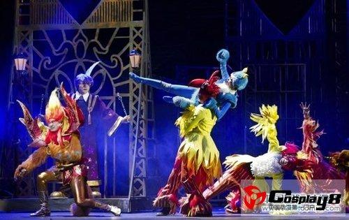洛克王国舞台剧_洛克王国巨蟹宝宝怎么得和洛克舞台剧巡演中