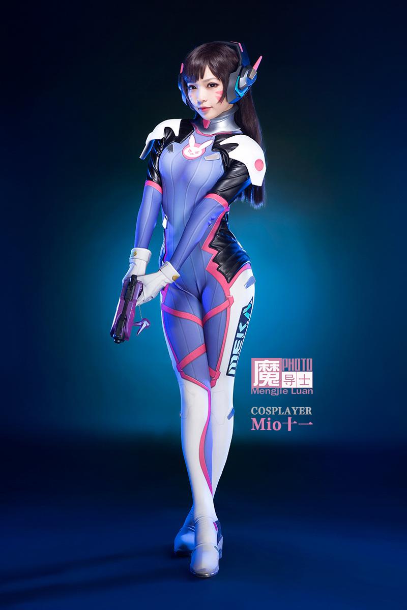 守望先锋 d.va宋哈娜(2)-cosplay中国