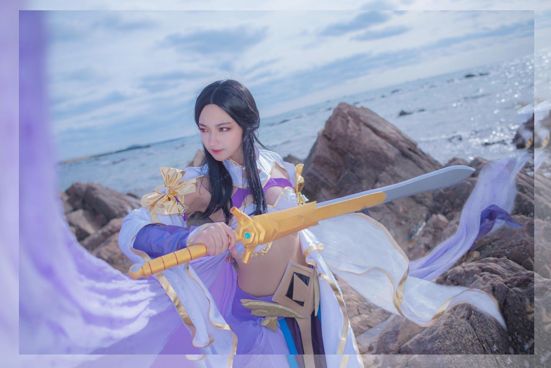 王者荣耀紫霞仙子cosplay(3)