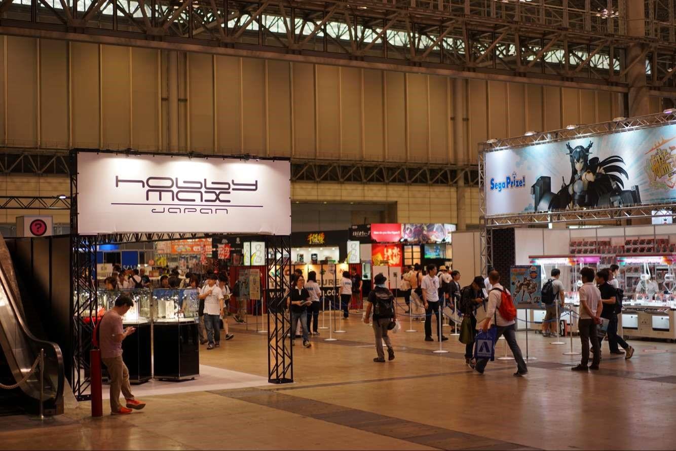 Hobbymax×東京フィギュア WF2017夏参展决定!最新手办化企划《Cheer Fruits》《梦幻西游》大揭秘!