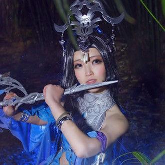 《剑网三》秦风毒萝 cosplay
