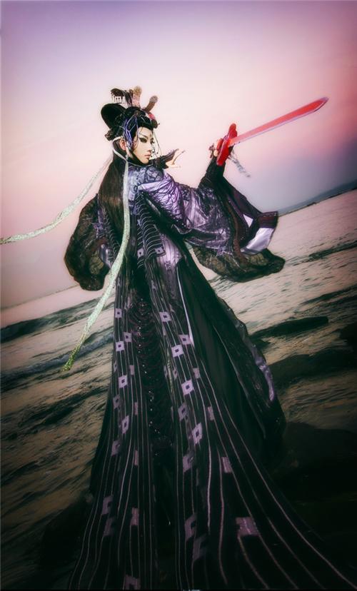霹雳布袋戏 千叶传奇cosplay 4图片