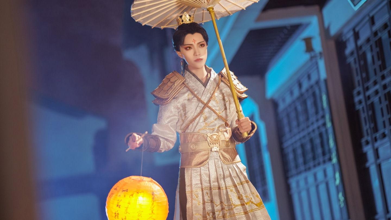 第五人格 宿伞之魂 东风遥cosplay