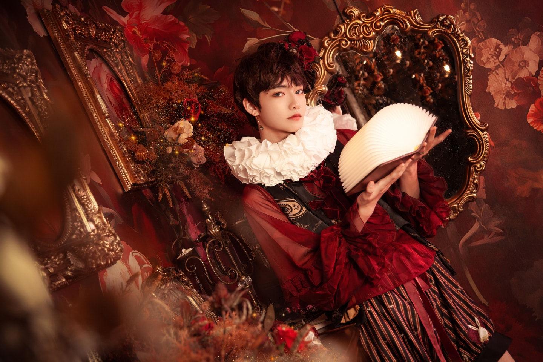 爱丽丝梦游仙境 三月兔cosplay