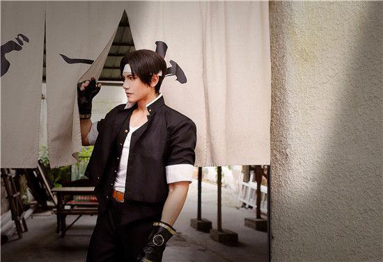 拳皇 草薙京cosplay