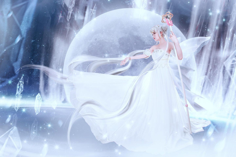 美少女战士倩妮迪公主cosplay