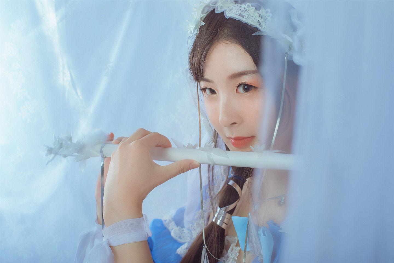 天涯明月刀·心王·明妆cosplay