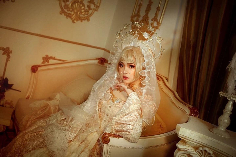 哭泣圣母lolita