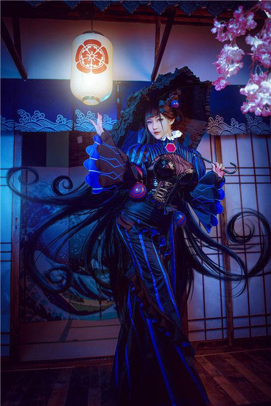 《Fate/Grand Order》 紫式部cosplay插图