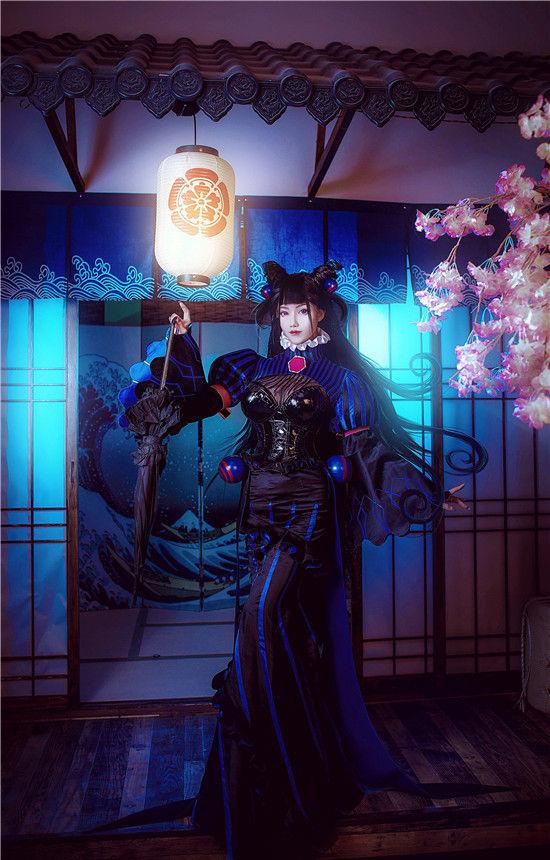《Fate/Grand Order》 紫式部cosplay插图(3)