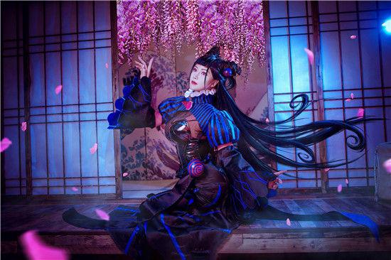 《Fate/Grand Order》 紫式部cosplay插图(4)