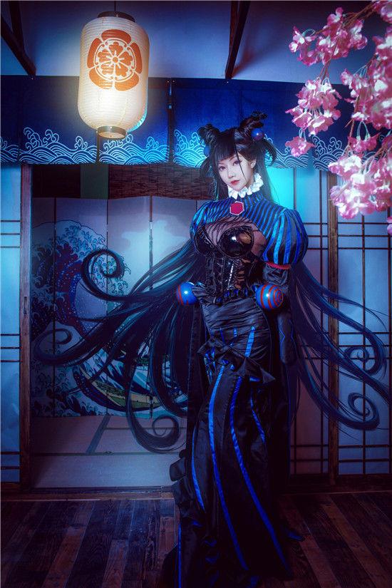 《Fate/Grand Order》 紫式部cosplay插图(2)