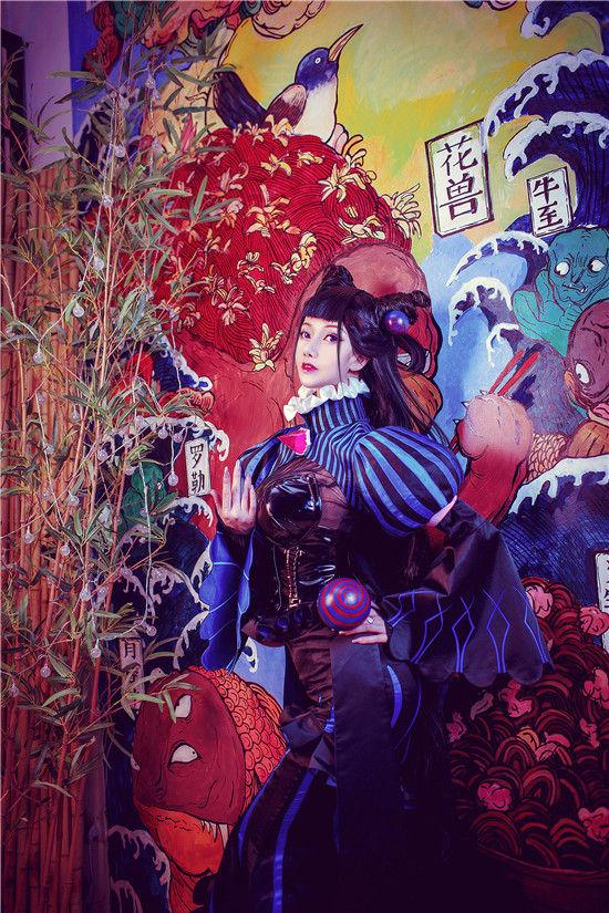 《Fate/Grand Order》 紫式部cosplay插图(5)