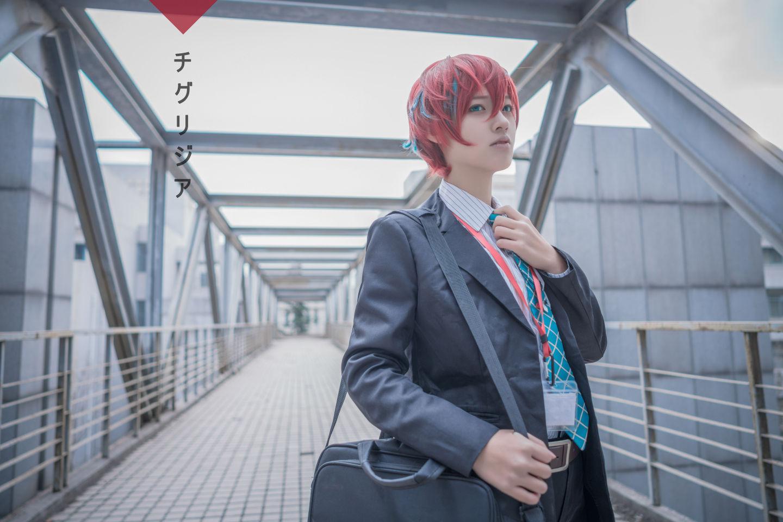 催眠麦克风观音坂独步cosplay