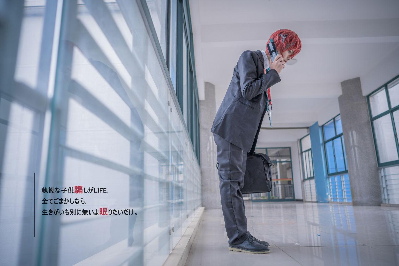 催眠麦克风观音坂独步cosplay插图(6)