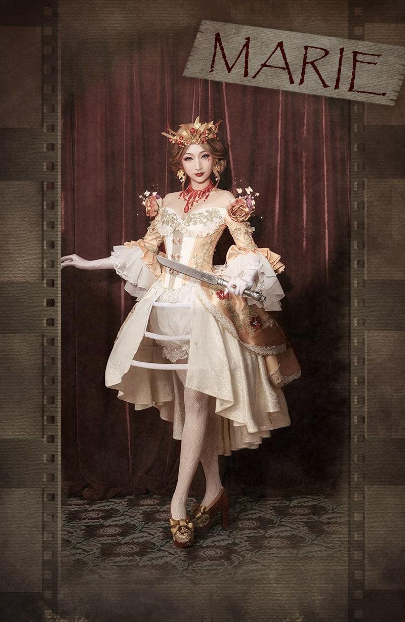 第五人格红夫人血宴cosplay插图