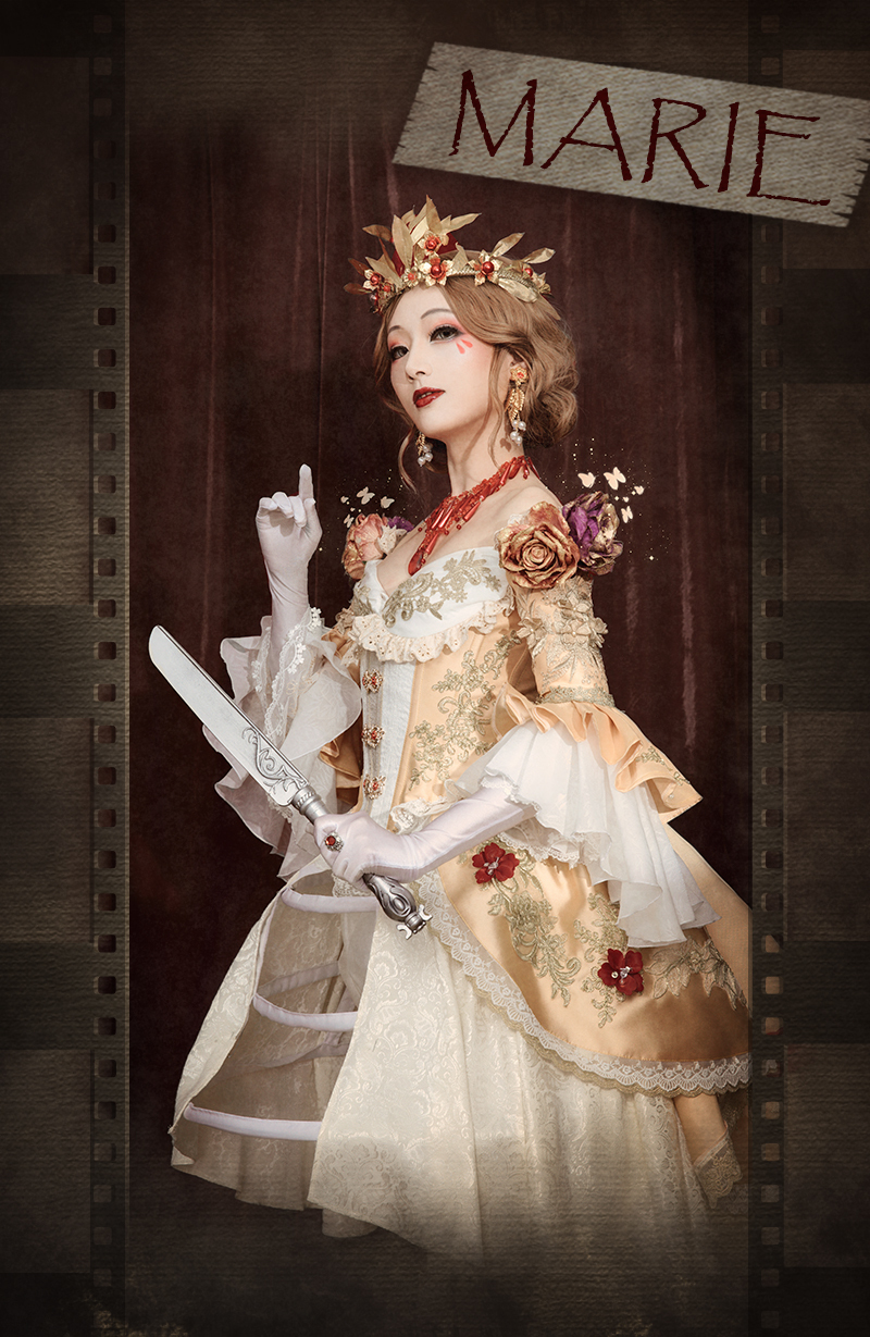 第五人格红夫人血宴cosplay插图(1)