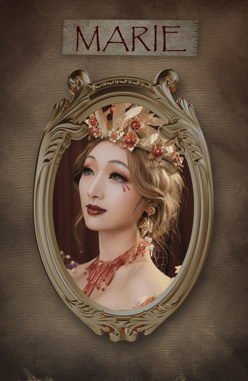 第五人格红夫人血宴cosplay插图(2)