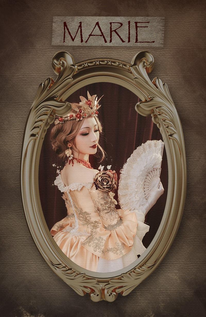 第五人格红夫人血宴cosplay插图(3)