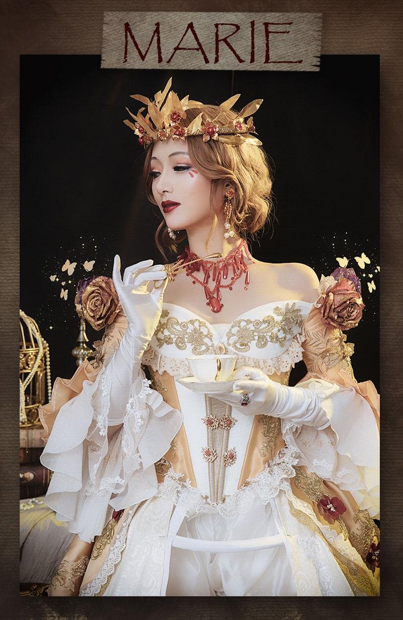 第五人格红夫人血宴cosplay插图(5)