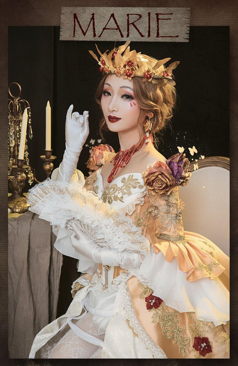 第五人格红夫人血宴cosplay插图(4)