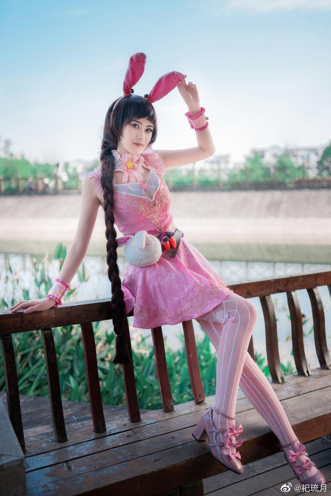 斗罗大陆小舞cosplay插图(6)