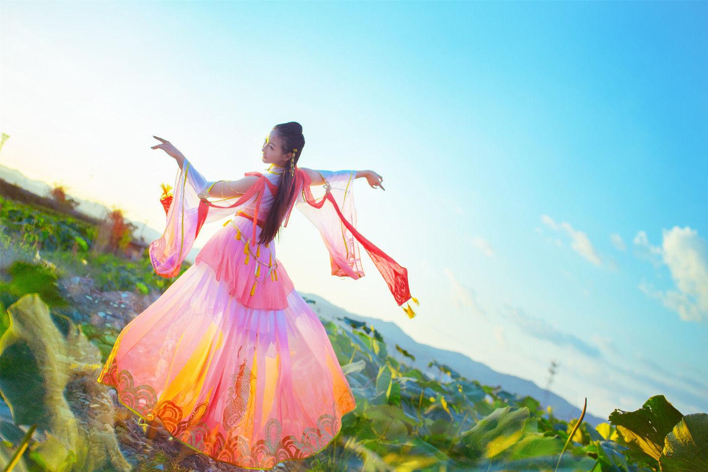 天涯明月刀·心王·锦鲤抄cosplay插图(6)