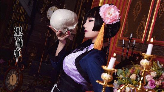 黑执事 蓝猫cosplay插图(1)