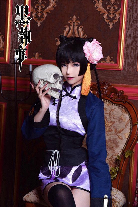 黑执事 蓝猫cosplay插图(8)