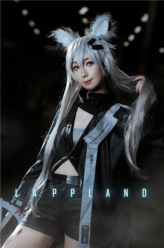 明日方舟 拉普兰德cosplay