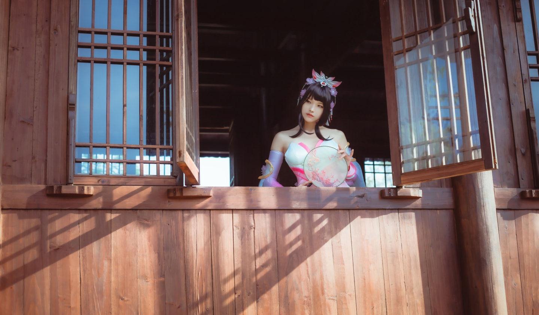 王者荣耀甄姬cosplay插图(7)