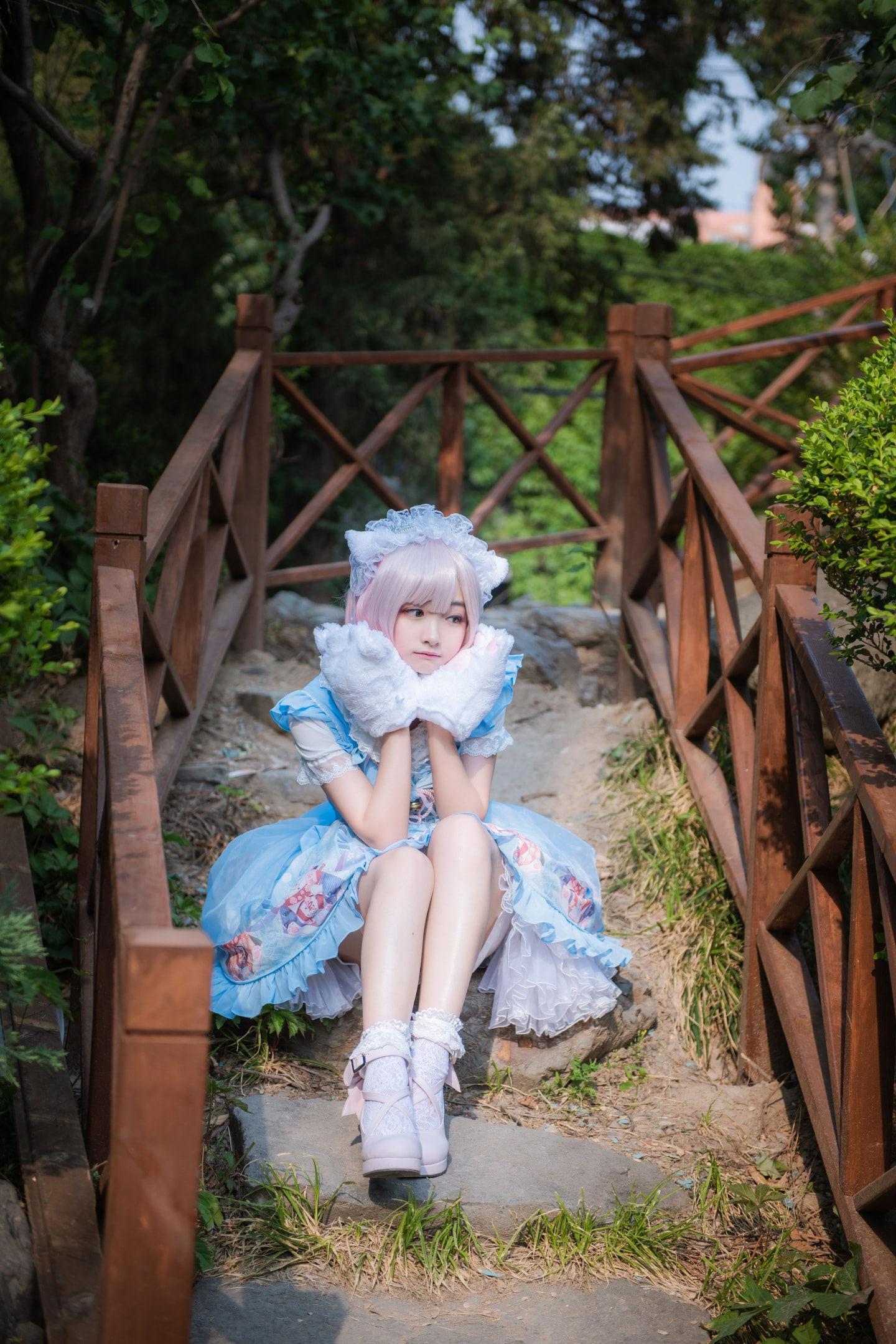 Lolita和风招财猫