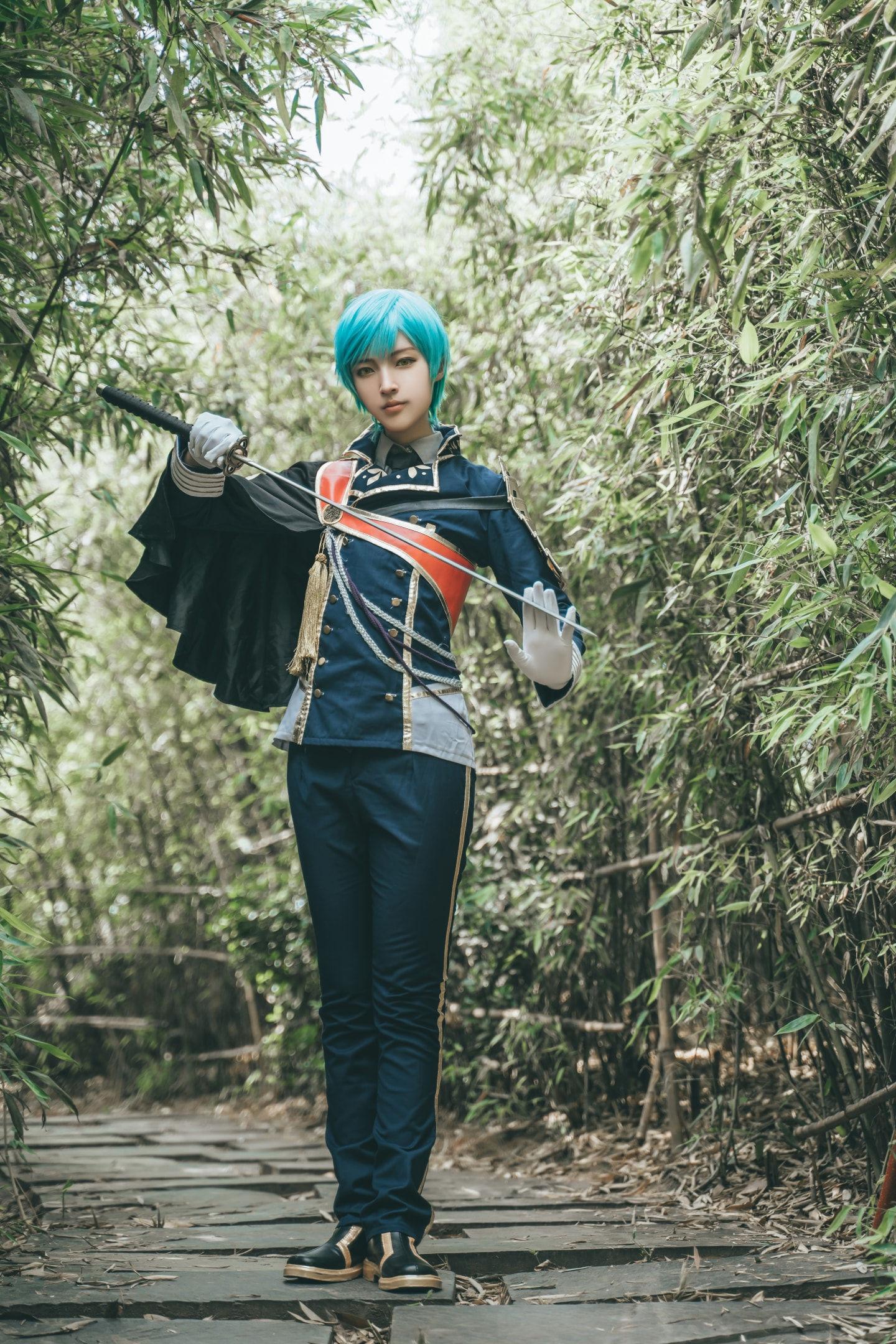 刀剑乱舞一期一振cosplay插图(6)