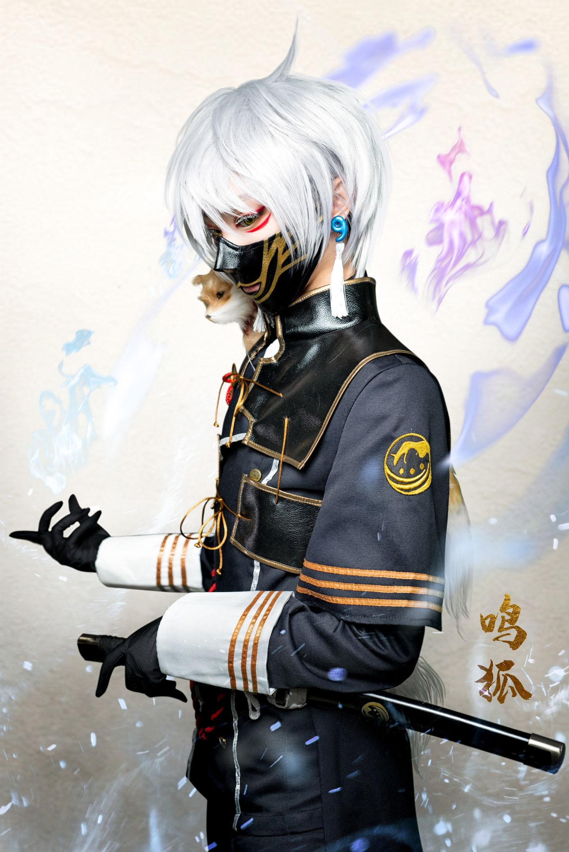 刀剑乱舞鸣狐 cosplay插图(3)