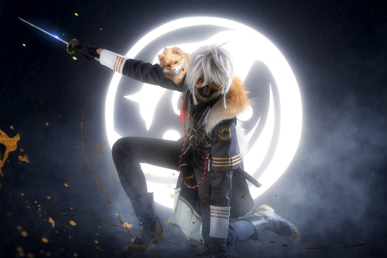 刀剑乱舞鸣狐 cosplay插图(7)