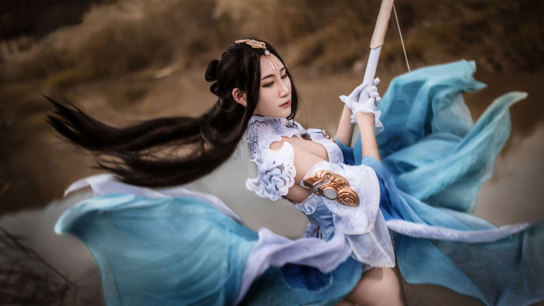 楚留香 云梦cosplay
