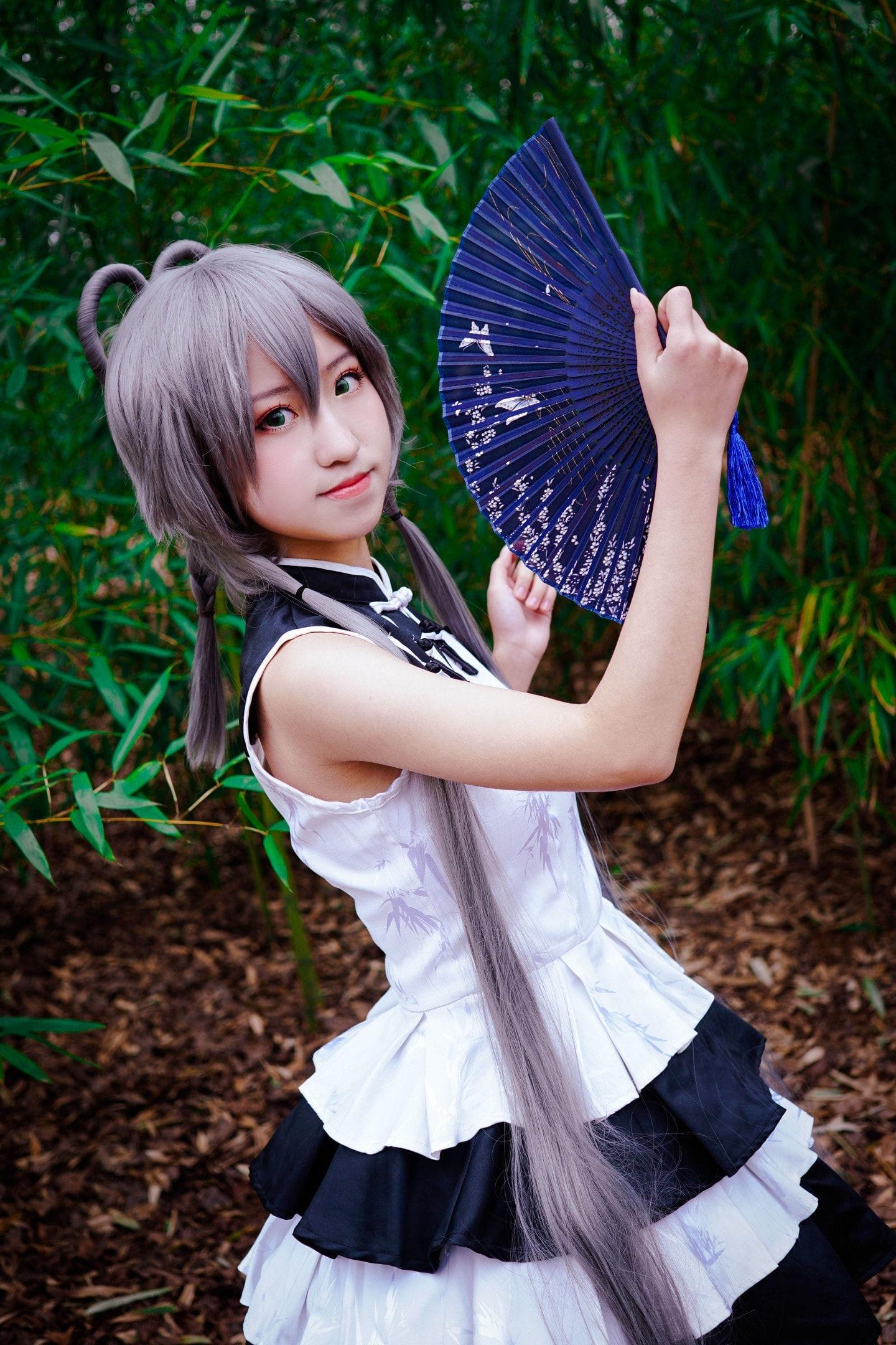 vocaloid洛天依cosplay插图(1)