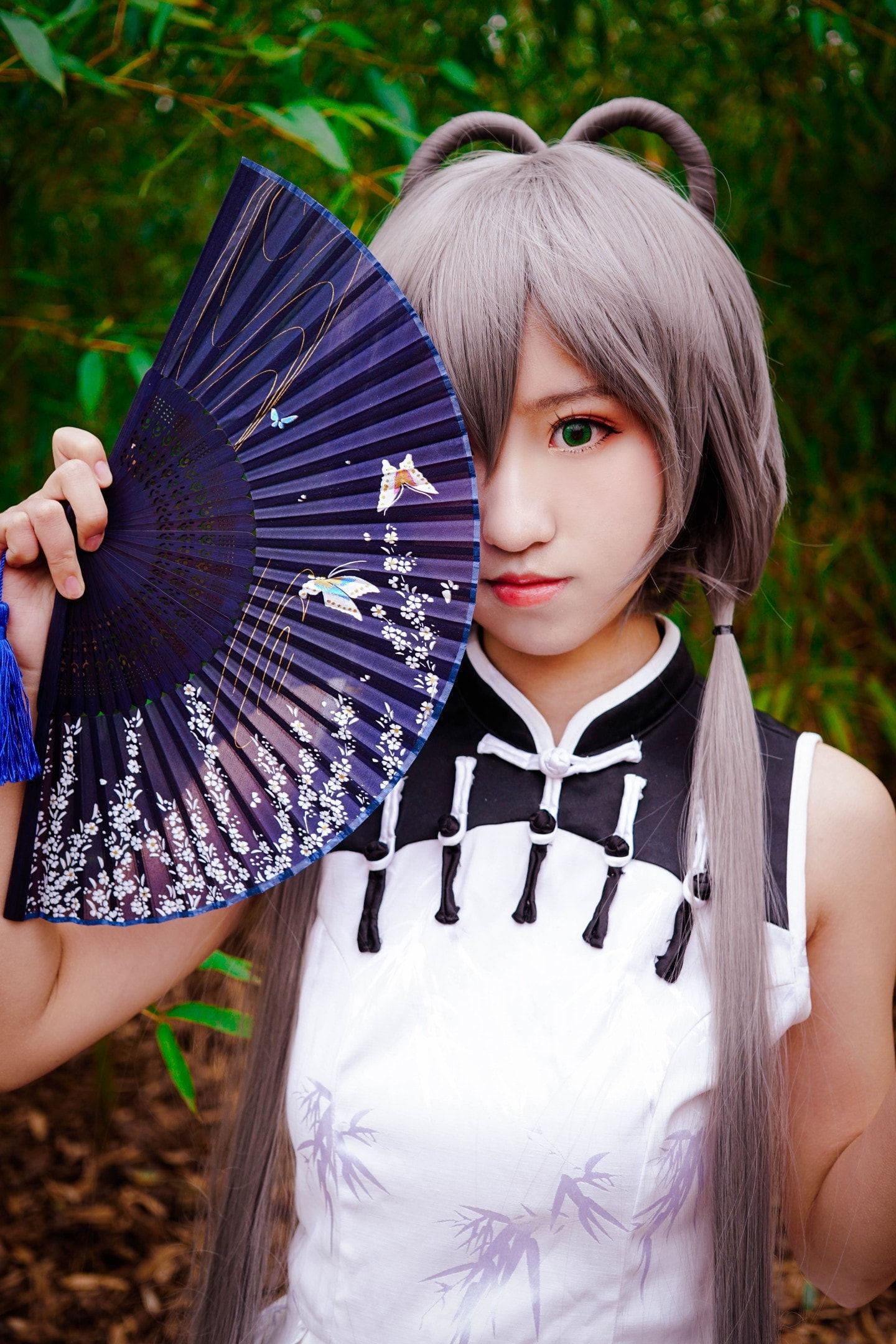 vocaloid洛天依cosplay插图(3)