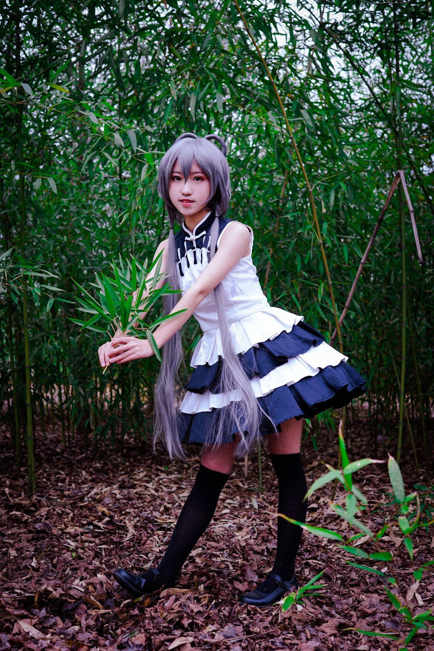 vocaloid洛天依cosplay插图(5)