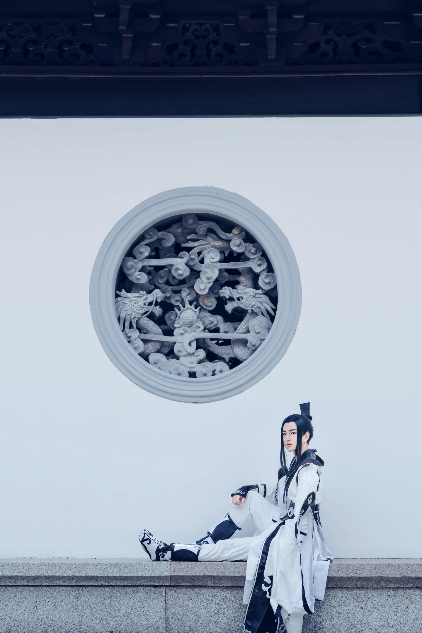 剑网三纯阳cosplay插图(3)