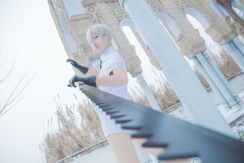 宝石之国冬巡组cosplay插图(4)