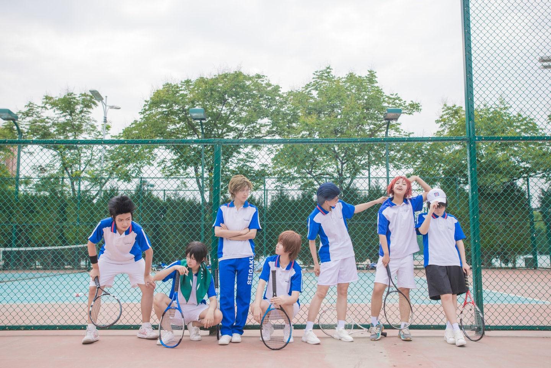 网球王子青学cosplay插图