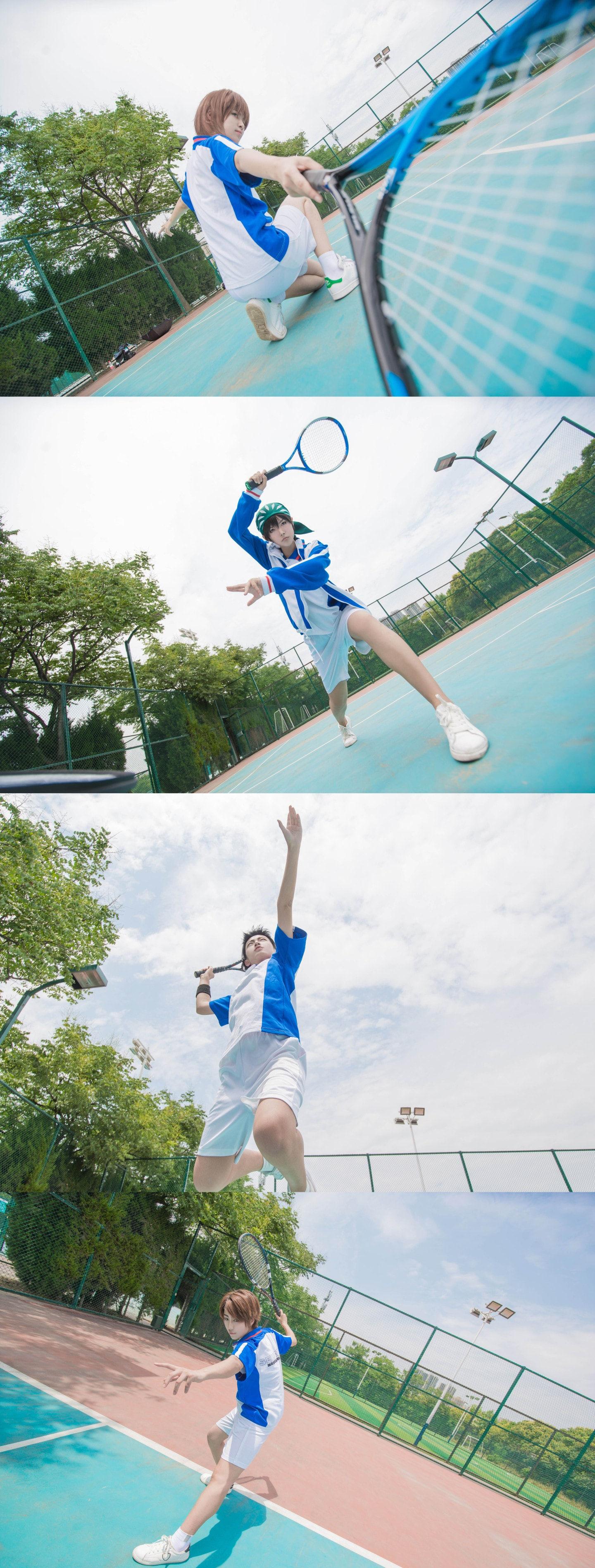 网球王子青学cosplay插图(2)