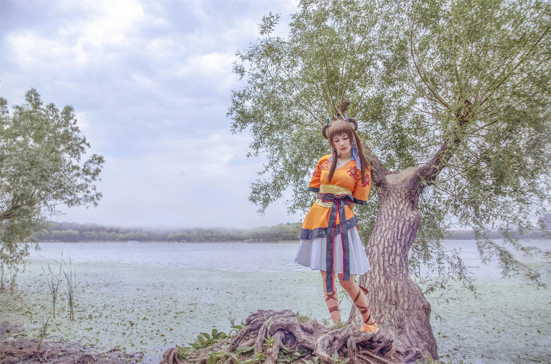秦时明月高月cosplay